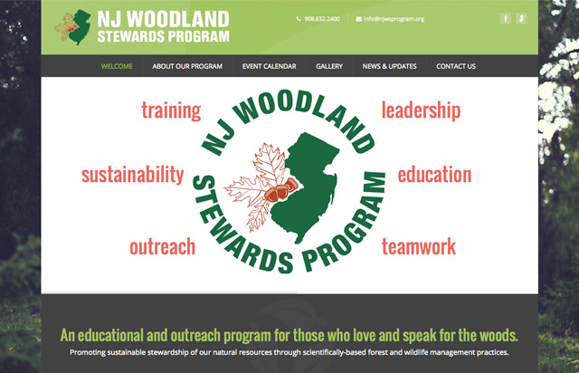 NJ Woodland Stewards Program